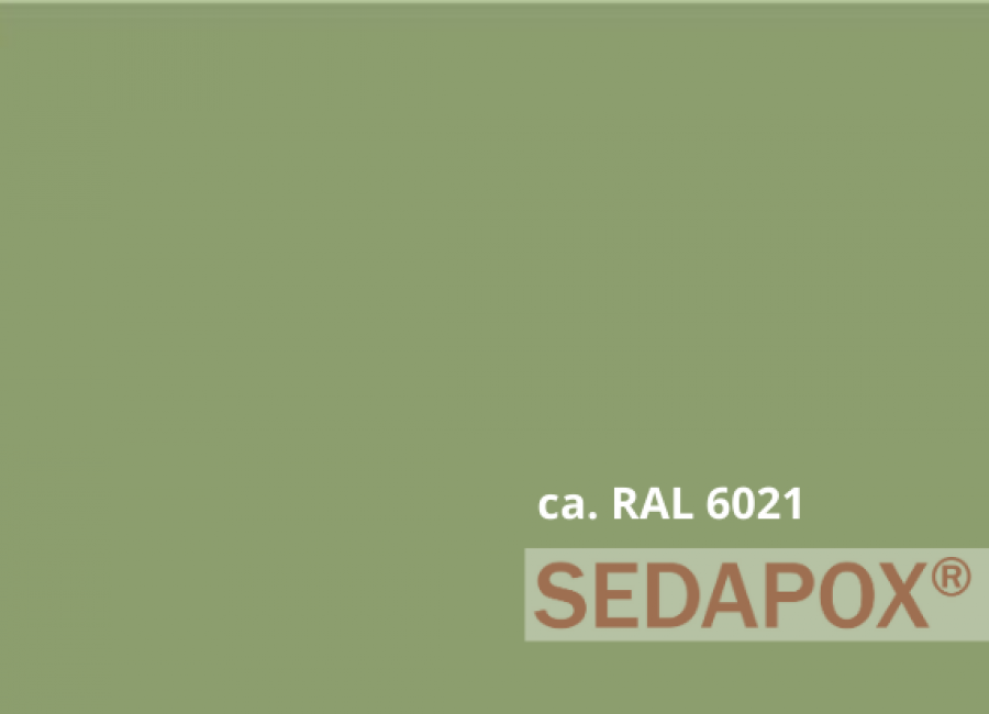 ca. RAL 6021 - UWAGA! użyj oryginalnego wzornika RAL
