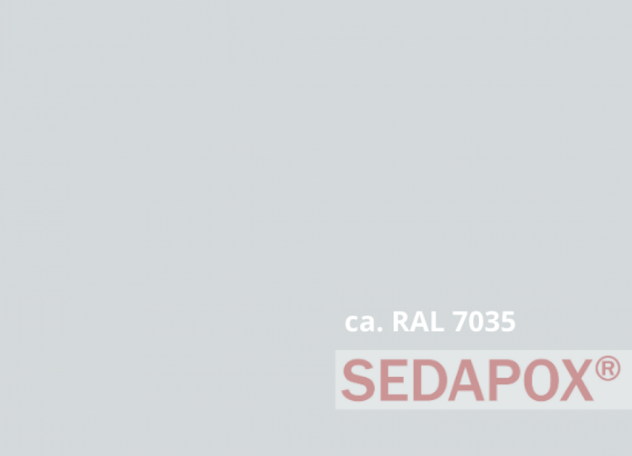 ca. RAL 7035 - UWAGA! użyj oryginalnego wzornika RAL