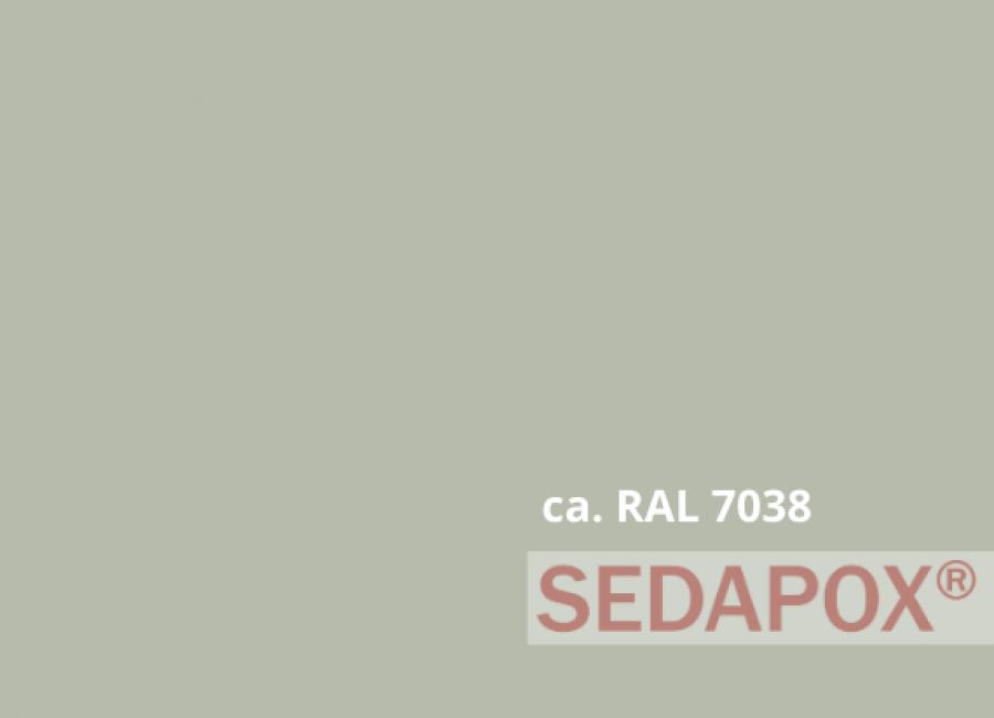 ca. RAL 7038 - UWAGA! użyj oryginalnego wzornika RAL